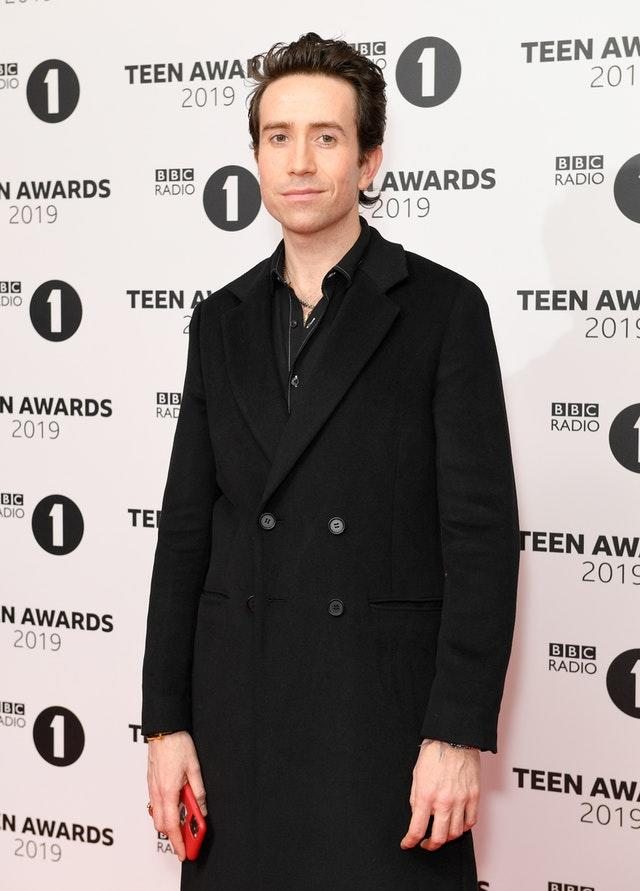 Nick Grimshaw is taking part