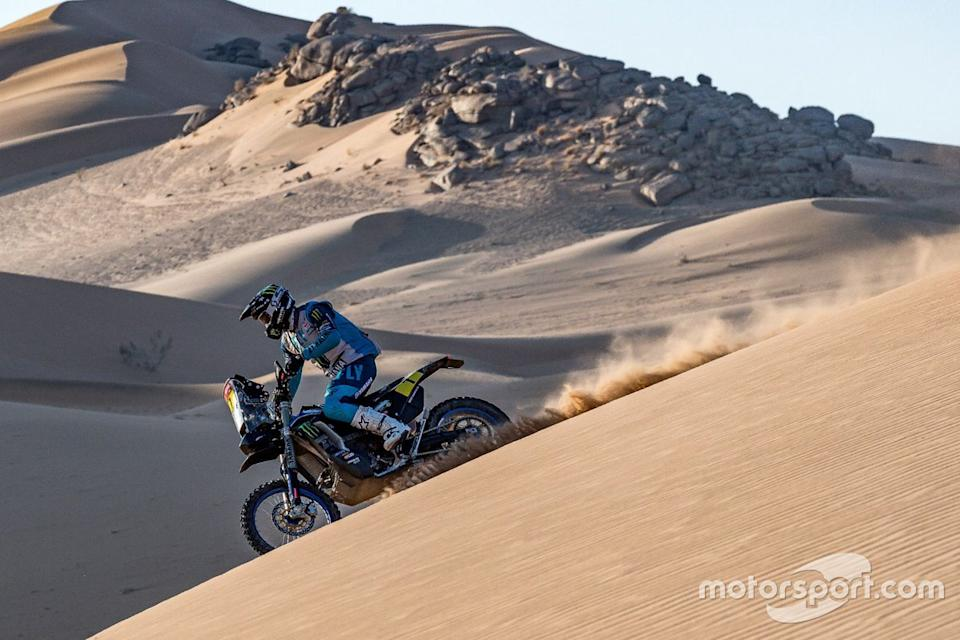 "#7 Monster Energy Yamaha Rally Team: Andrew Short<span class=""copyright"">Yamaha Motor Racing</span>"