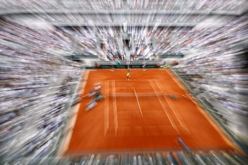 Roland Garros Planning for Fans With Social Distancing Rules Not Empty Seats