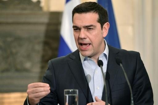 Greek PM Tsipras warns EU, IMF that uncertainty 'not smart'