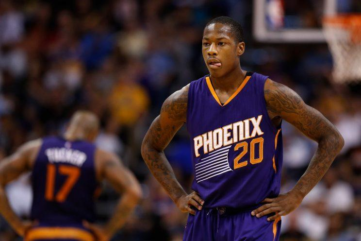 Archie Goodwin was drafted 29th overall in 2013 out of Kentucky. (Getty Images)