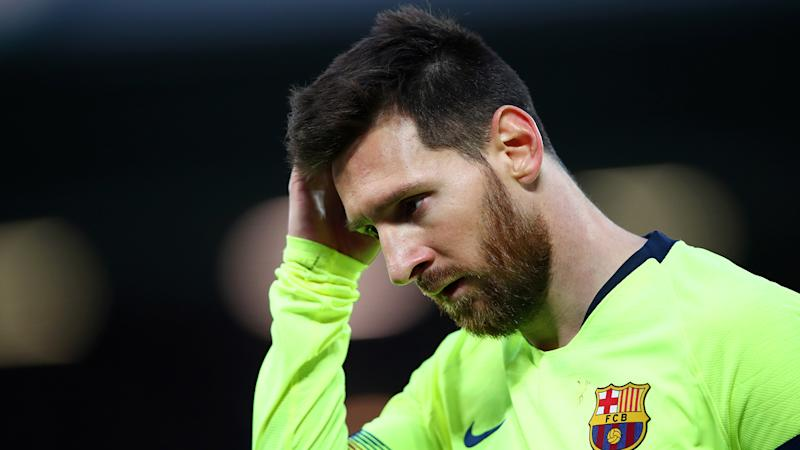 'I can't imagine Barcelona without Messi' – Van Bronckhorst expects Argentine to be one-club man