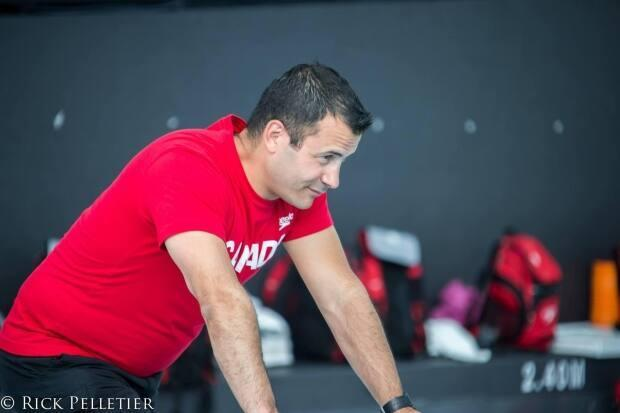 Abderrahmane Tissira is the head coach and general manager of the Regina Optimist Dolphins Swim Team. Four of the club's athletes were allowed to continue training at Lawson Aquatic Centre during Regina's shut down.