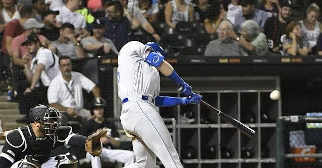 Royals squeak out a win 12-5