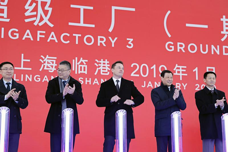 In China, Elon Musk Felt the Love That Was Missing at Home