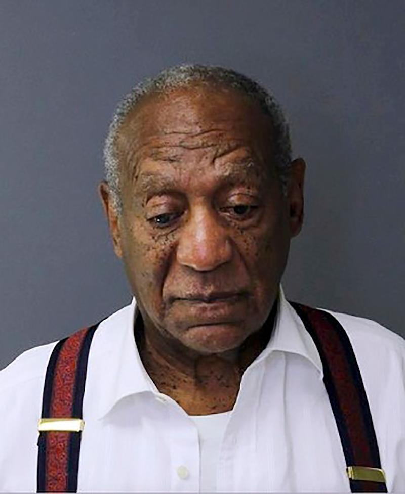 Bill Cosby | Montgomery County Correctional Facility/Shutterstock