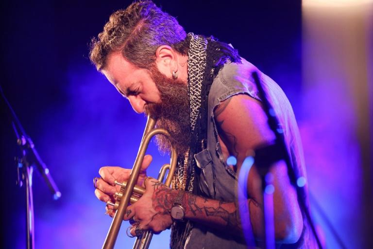 Avishai Cohen, the co-founder and artistic director of The Jerusalem Jazz Festival, played at the opening  concert
