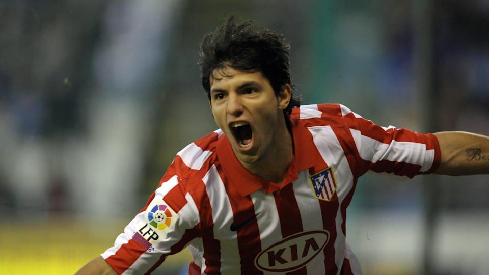 Atletico Madrid's Argentinian forward Se | MIGUEL RIOPA/Getty Images