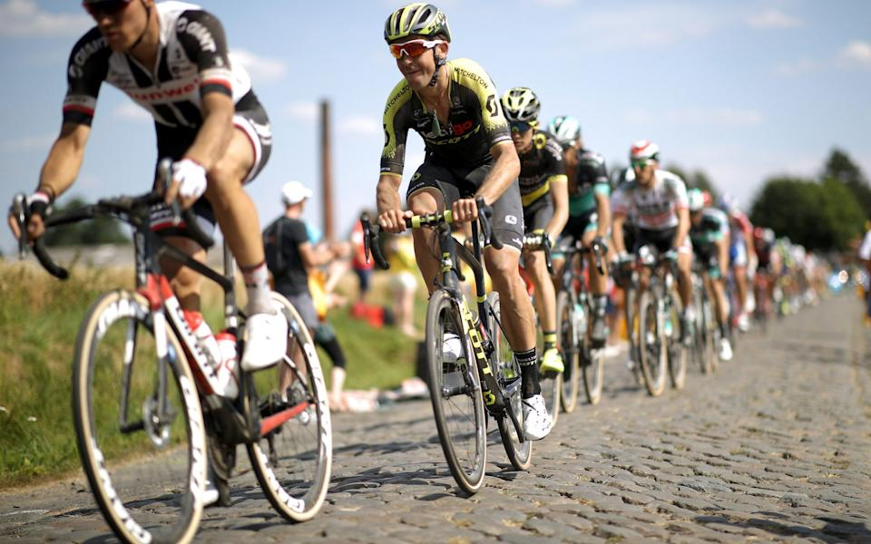 Paris-Roubaix, also known as 'the Queen of the Classics', was due to be on Oct 25 - Chris Graythen/Velo