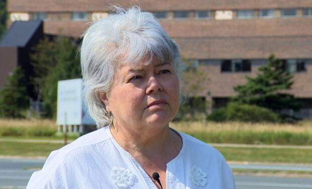 Dr. Catherine Donovan, who taught clinical public health at Memorial University, says new cases are unlikely to turn into outbreaks, thanks to health measures like physical distancing and a health system that can test and trace new cases quickly. (Mike Simms/CBC - image credit)