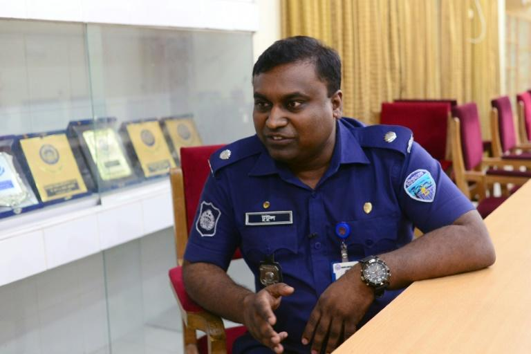 Afruzul Haque Tutul, a senior police officer who until mid-August was deputy chief of Cox's Bazar, said gangs cashing in on the human misery were extorting 'huge money' from new refugees desperate for land, shelter and food