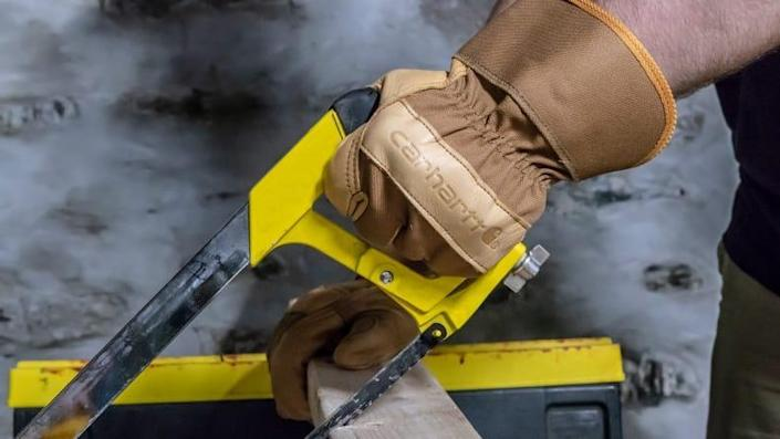 A solid pair of work gloves with get plenty of use in your new home.