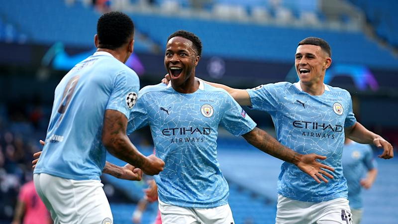 Raheem Sterling: 'Hungry' City ready for new-look finale to Champions League