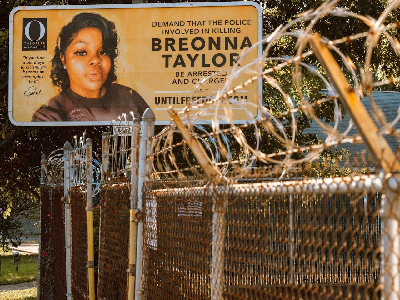Member of the grand jury breaks silence on Breonna Taylor case, says they weren't given the chance to indict any officer for homicide