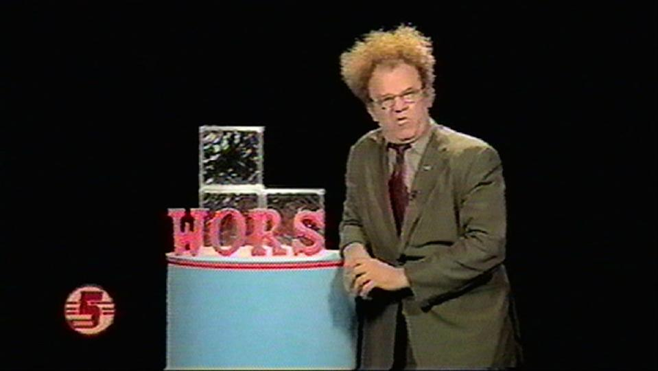 Check It Out, with Dr. Steve Brule (Credit: (Adult Swim)
