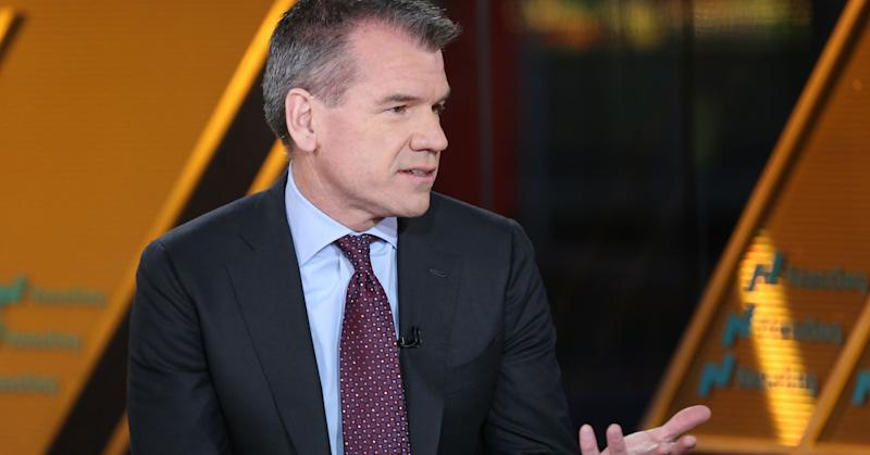 Gary Steele, CEO of Proofpoint.