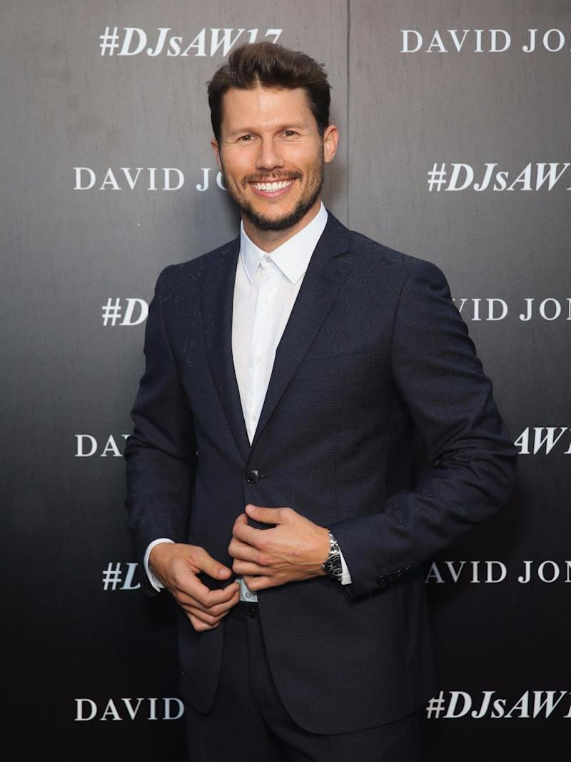 Jason Dundas opened up to Be about a celebrity who 'saved' his career. Source: Getty