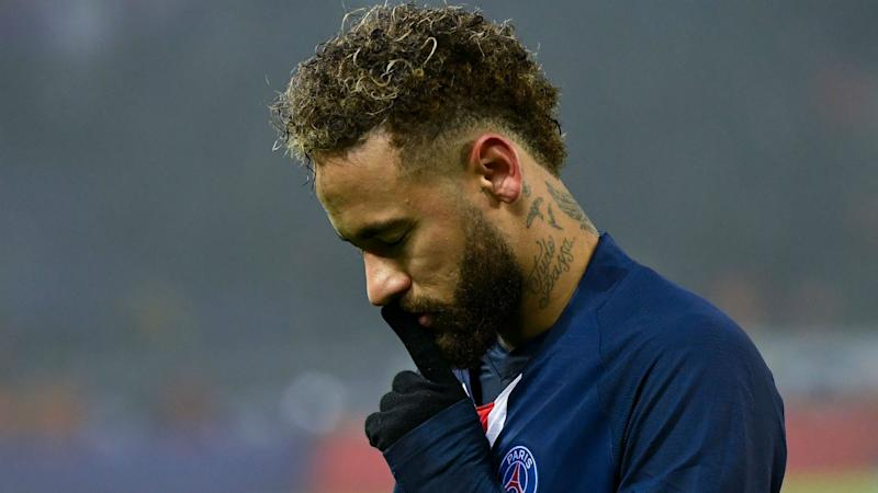'Neymar is always crying' - PSG superstar slammed by Montpellier boss