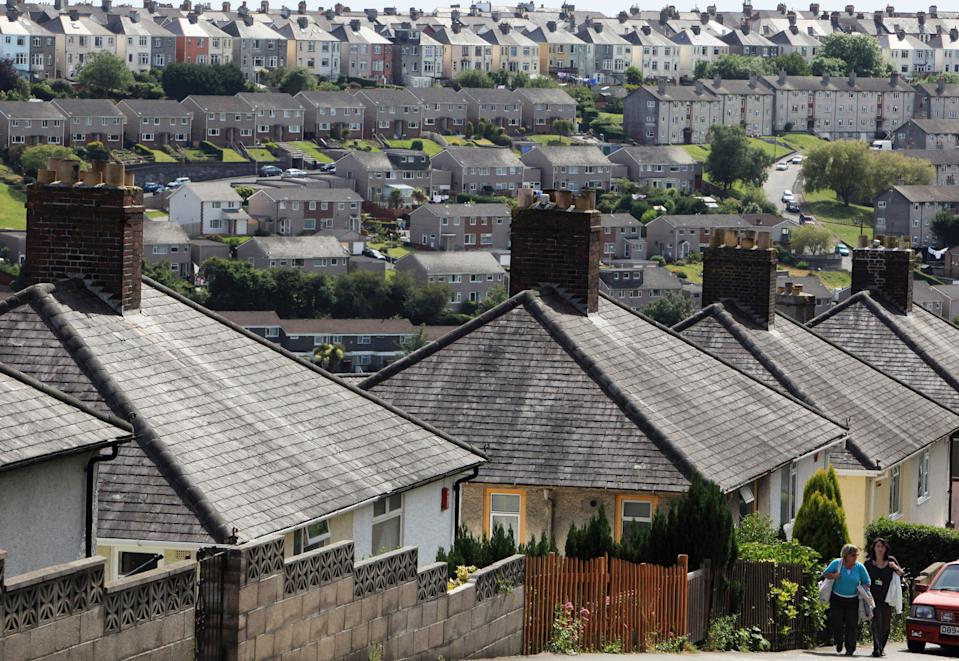 PLYMOUTH, ENGLAND - JUNE 11:  A general view of houses in the neighbourhood of Little Ted's Day Nursery on June 11, 2009 in Plymouth, England. Nursery worker Vanessa George, 39, of Plymouth, Devon, employed at Little Ted's, appeared before magistrates in the city today to face four charges of sexual assault on children and one count each of making, possessing and distributing indecent images of children. Little Ted's Day Nursery has remained closed since Monday 8th June.  (Photo by Matt Cardy/Getty Images)