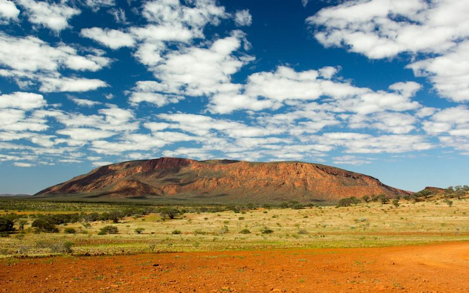 Mount Augustus, Western Australia - GETTY