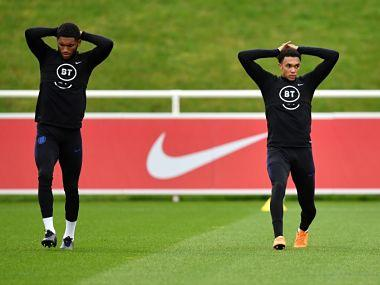 Euro 2020: Title hopefuls England must tighten up at the back, says defender Trent Alexander-Arnold