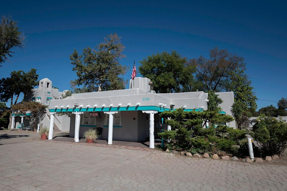 """The Coronado Motel was one of a handful of places listed in """"The Negro Traveler's Green Book,"""" a guidebook that identified facilities hospitable to Black guests during the Jim Crow era."""