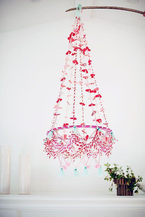 """<p>Considered a classic craft to the Polish, pajaki is surprisingly easy to make. To DIY, connect straws and scrapbook paper with a mixture of twine and yarn.</p><p><em><a href=""""http://thehousethatlarsbuilt.com/2015/01/11558.html/"""" rel=""""nofollow noopener"""" target=""""_blank"""" data-ylk=""""slk:Get the tutorial at That House That Lars Built »"""" class=""""link rapid-noclick-resp"""">Get the tutorial at That House That Lars Built »</a></em></p>"""