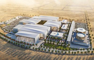 Phase 1 on DGC (PRNewsfoto/Investment Corporation of Dubai (ICD))
