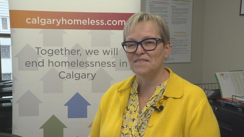 Calgary homeless population still 'living on the edge' despite drop in numbers, shelter director says