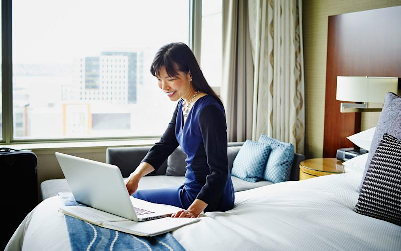 Short-term Business Travel Is Good for You