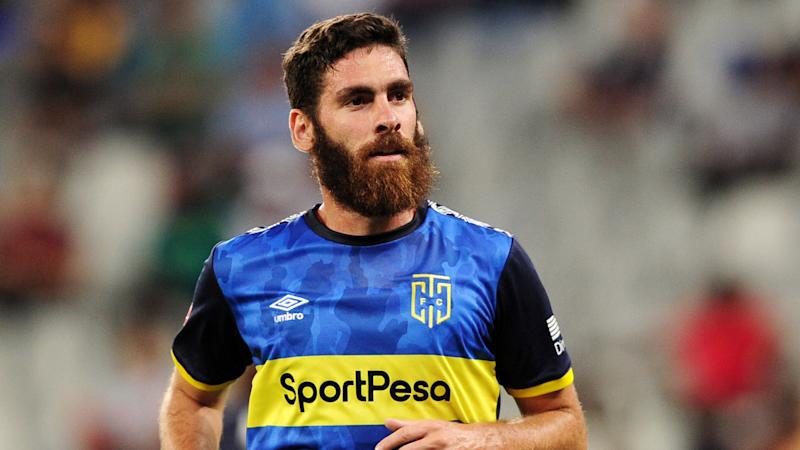 Potouridis: Former Olympiacos Piraeus defender signs new Cape Town City contract