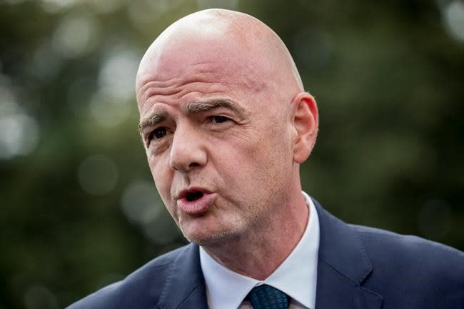 FIFA eyes 'strict compliance' for virus relief plan