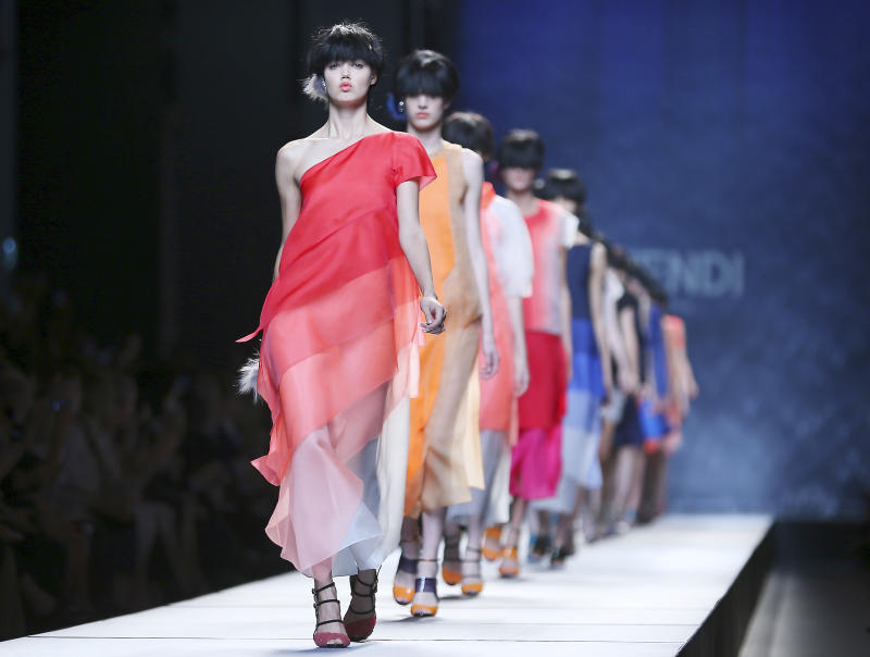 Milan fashion week celebrates homegrown creativity