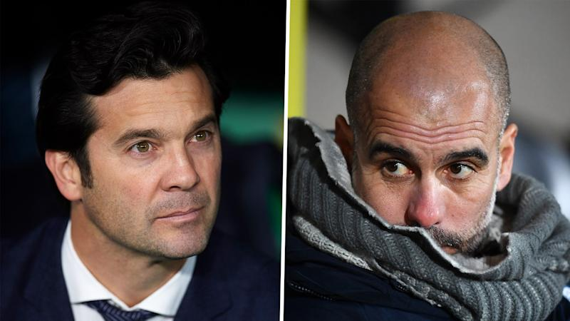 Solari tells Guardiola: Real Madrid are the best team of the decade, the century and in history