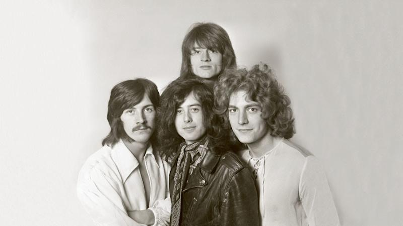 Led Zeppelin to celebrate 50th anniversary with first officially licensed documentary