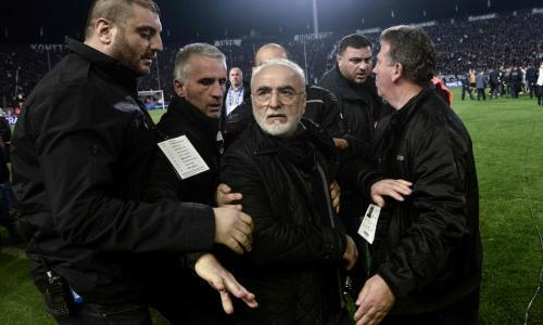 PAOK owner who stormed pitch with gun ordered to testify