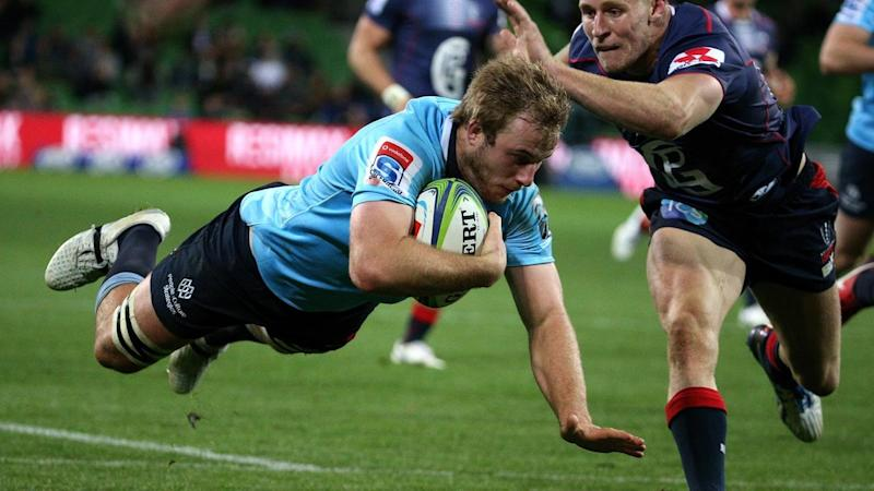 SUPER RUGBY REBELS WARATAHS