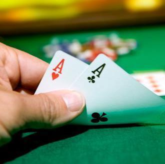 Startups, Luck and Poker