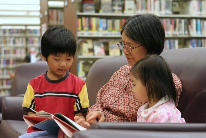 kid-friendly libraries in Singapore