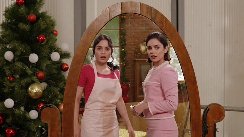 THE PRINCESS SWITCH, Vanessa Hudgens, 2018. Netflix / courtesy Everett Collection