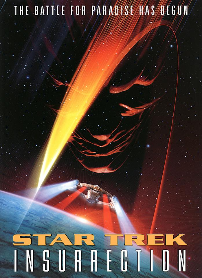 """Star Trek: Insurrection"" - 1998"