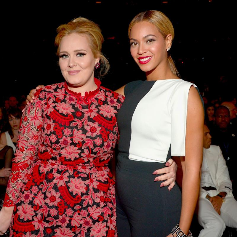 Beyoncé Would Be Crazy in Love With Adele's Impression of Her