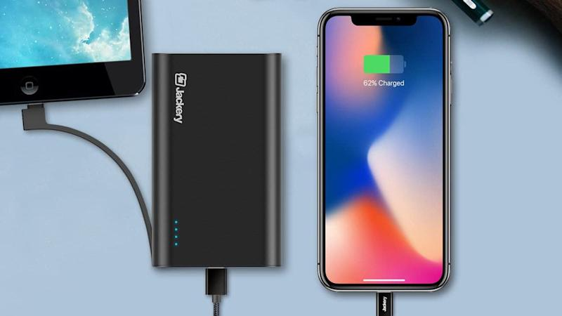 Keep your smartphone powered for as long as possible.