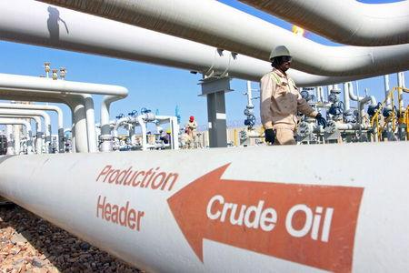 Oil prices fall, with U.S. benchmark ending at lowest since April