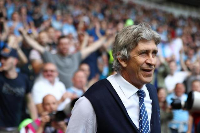 Manuel Pellegrini to West Ham LIVE: Former Manchester City boss appointed club's new manager