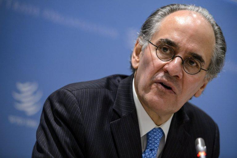 Mexican economist, former minister Herminio Blanco and candidate for the post of WTO director general is shown January 30, 2013 in Geneva