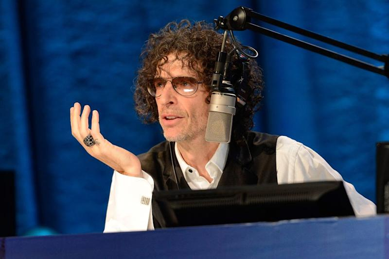 Howard Stern | Kevin Mazur/Getty