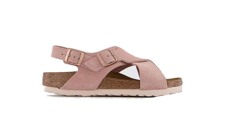 Tulum Cross Sandals