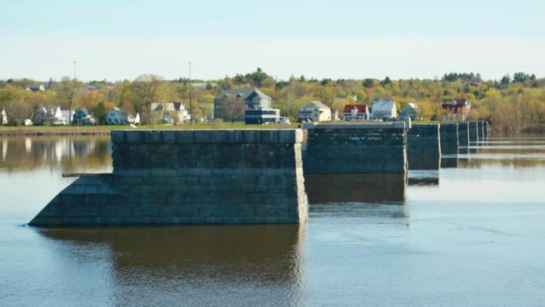 2nd walking bridge in Fredericton doesn't have to be high-end, trails coalition says