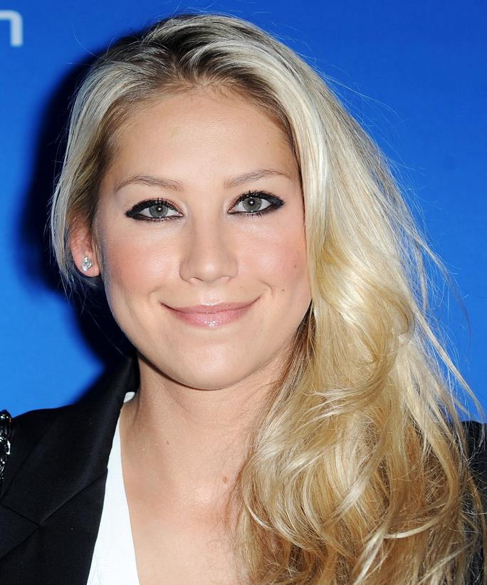 Anna kournikova breast size opinion
